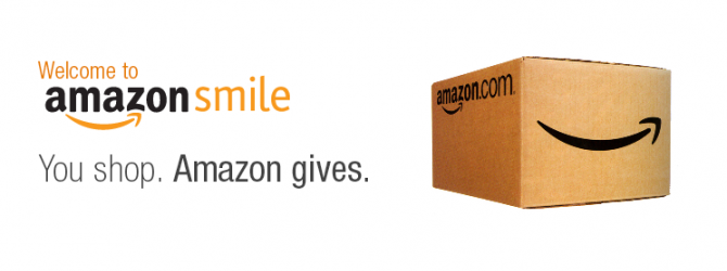 Support us by shopping at Amazon Smile